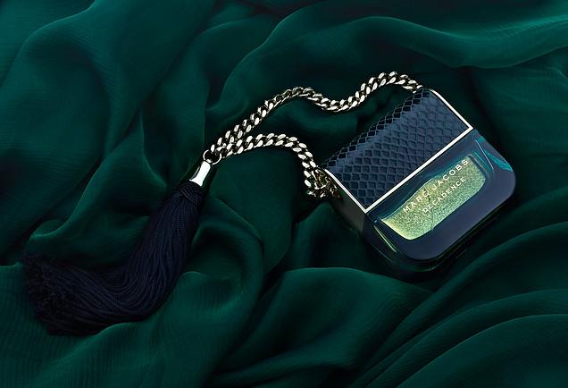 Marc Jacobs decadence perfume, still photographer Christina Bull