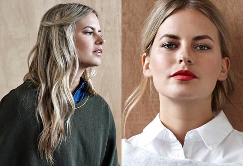 Womens fashion, cove cashmere,Photographer Christina Bull