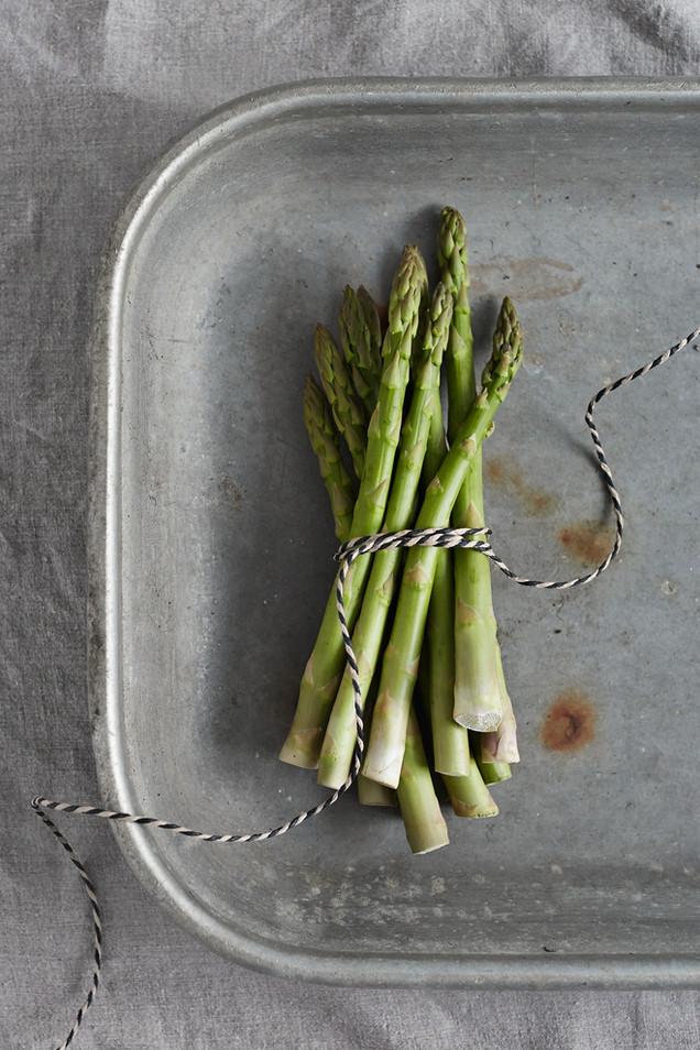 Food photography, asparagus, Food photographer Christina Bull