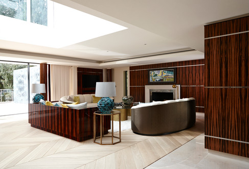 Interior photography, luxury home, England
