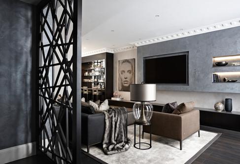 Interior phototgraphy, luxury home, living room