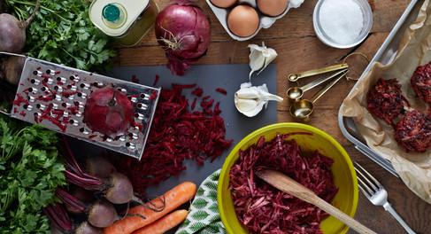 Food photography, beetroot , food photographer Christina Bull, nordic sugar