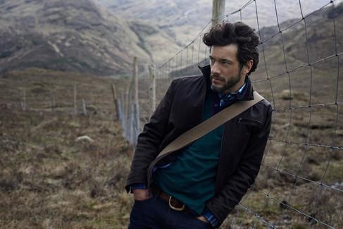 ison mens fashion, outdoors fashion, mountains, Photographer Christina Bull