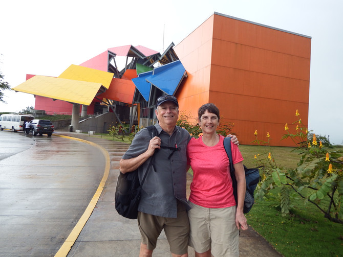 Frank Gehry BioMuseo