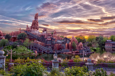 Disneys Big Thunder Mountain