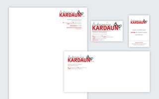 Corporate Identity Autoservice Kardaun