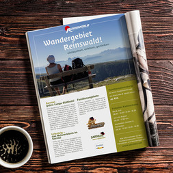 Wandergebiet Reinswald