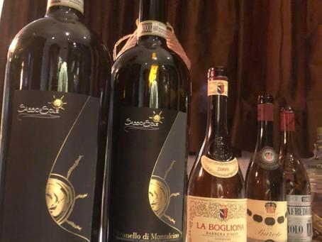 イタリアワインで年越しを🇮🇹
