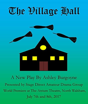The Village Hall Comedy Play, The Atrium Theatre, North Walsham, North Norfolk | Local music teachers new play to premier at the Atrium, north walsham | theatre comedy atruim north walsham north norfolk premier play