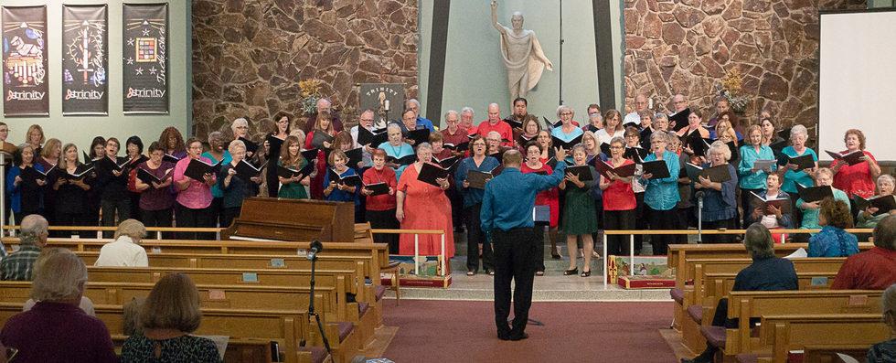 San Luis Rey Chorale at AGO
