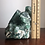 Thumbnail: Natural Cubic Teal Fluorite Crystal Cluster