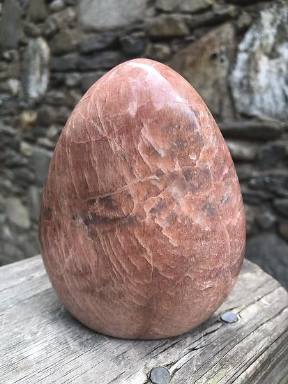 Peach Moonstone Freeform