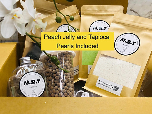 MBT Bubble Tea Foursome Gift Pack