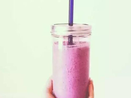 Grape Smoothie Recipe