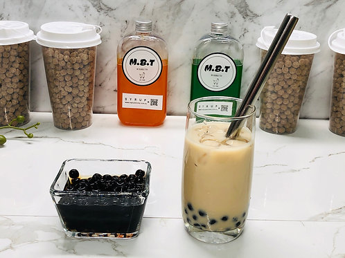 Milk Tea 40 Pack