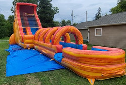 Volcano Screamer with Slip and SLide