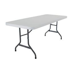 6FT White Table