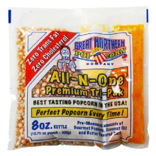 Popcorn 8oz Kit