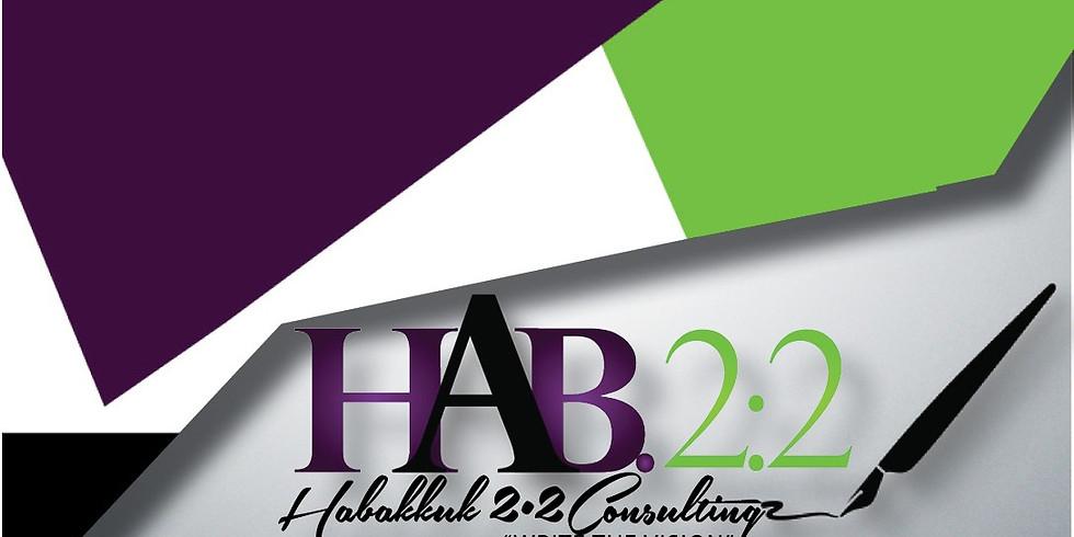 Habakkuk 2:2 Consulting Ribbon Cutting Ceremony