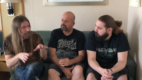 Entrevista con Sabaton