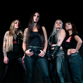 """Nervosa estrena playthrough de Diva Satánica cantando """"Perpetual Chaos"""