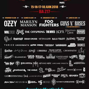 Anuncian a Cemican en Download Metal Fest en Francia