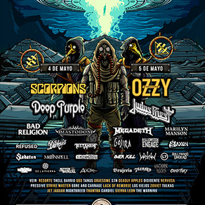 Cartel Hell and Heaven Fest 2018