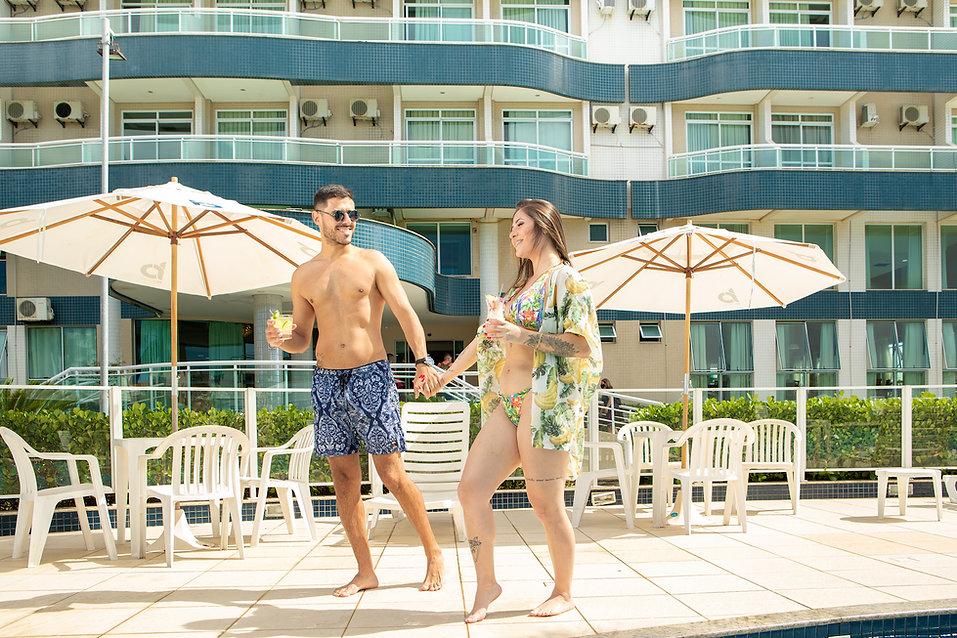 piscina, Oceania Park Hotel _ Convention