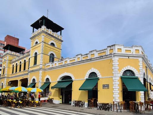 Conheça os pontos turísticos mais visitados no centro de Florianópolis
