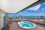 Suite Master com jacuzzi, Oceania Park H