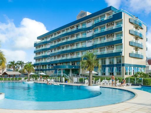 O melhor hotel na praia dos Ingleses
