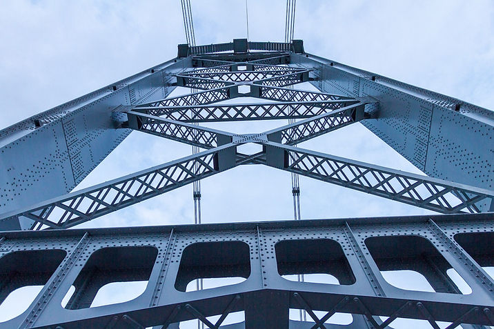 Ponte Hercílio Luz, Florianopolis, Santa