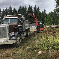 Services   Excavation   Dozer   Gravel Work by 360 Dirt Works   Land Clearing   New Road Installation   Demolition