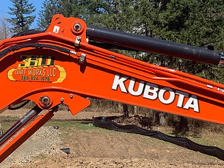 Excavation | Dozer | Gravel Work by 360 Dirt Works | Kubota | Dirt Works LLC