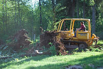 Services | Excavation | Dozer | Gravel Work by 360 Dirt Works | Stump Grinding and Removal