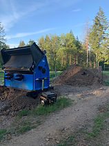 360 Dirt Works | Excavation & Gravel Delivery | Clark County | Dirt Screening at Available Site