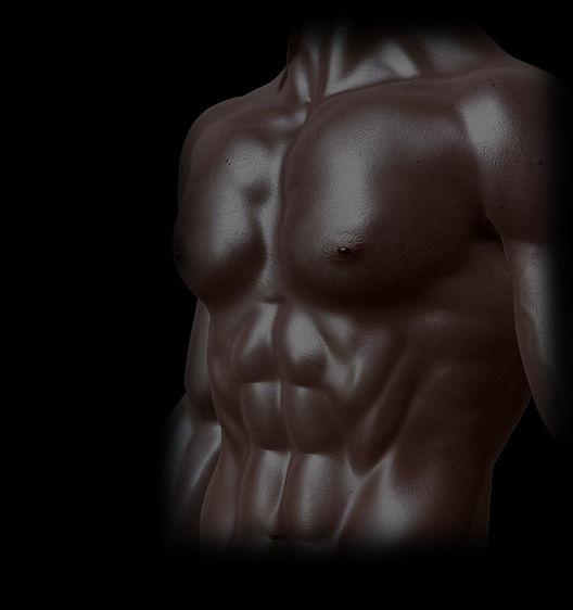 男性の最強の体を作る。筋トレ