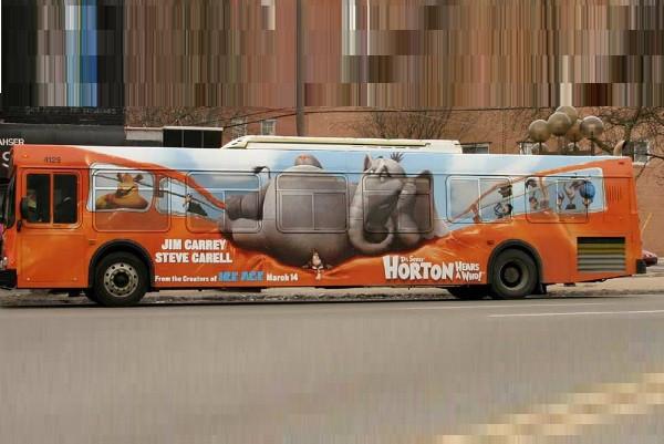 Carner брендирование автобусов цена