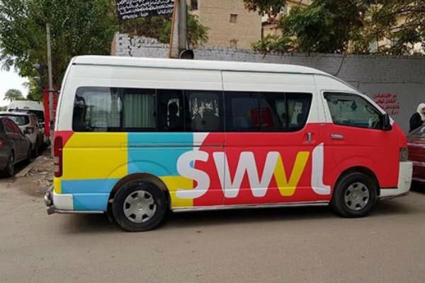 carner брендирование микроавтобусов дизайн