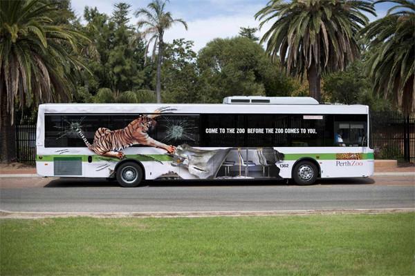 Carner брендирование автобусов