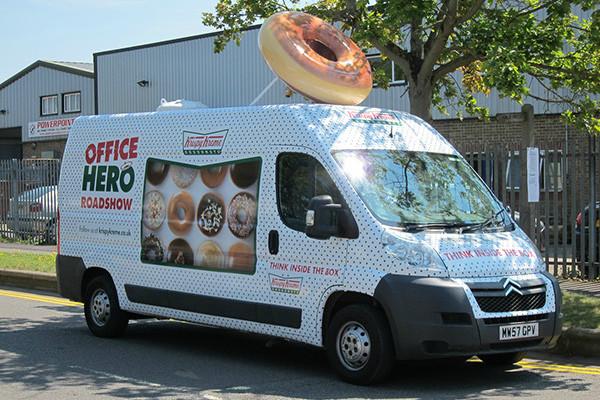 carner брендирование микроавтобусов цена