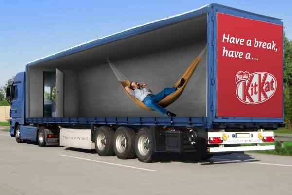 Как происходит брендирование грузового транспорта?