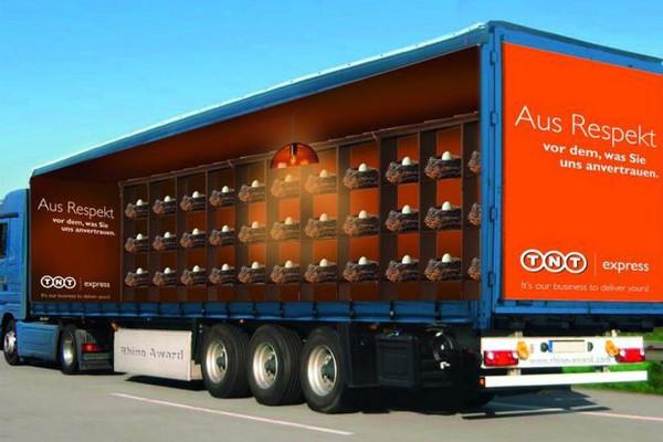 Carner брендирование грузовых автомобилеей стоимость