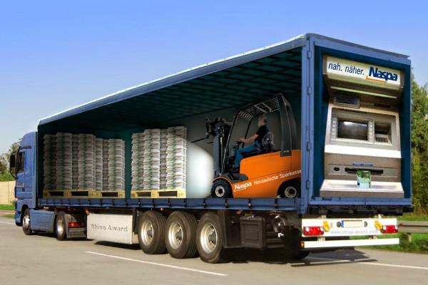carner брендирование грузового автотранспорта дизайн