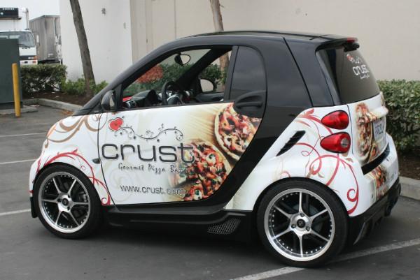 carner брендирование легковых авто дизайн