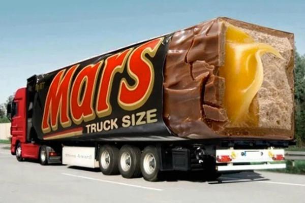 Carner брендирование грузовых автомобилей дизайн