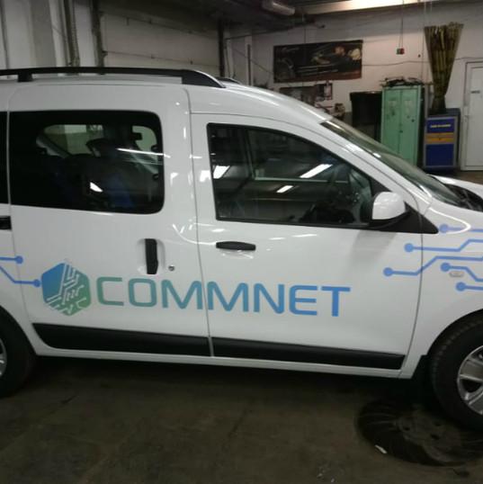Carner брендирование легковой машины цены