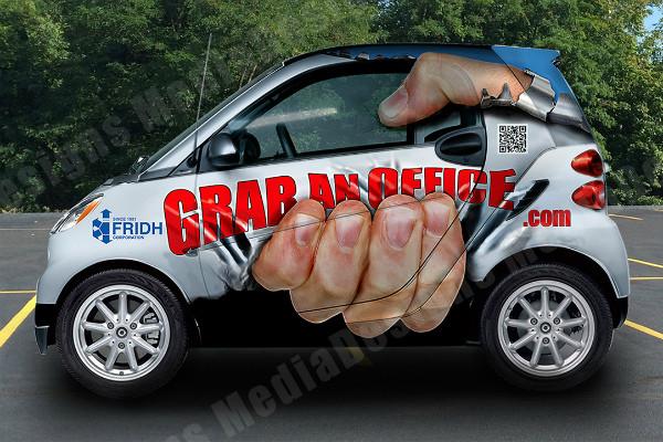 carner брендирование легковых авто цена
