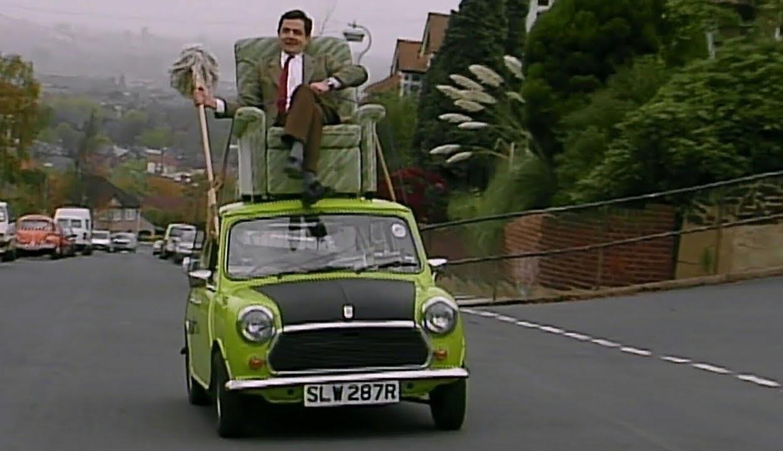 Реклама на крыше авто