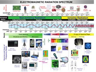 A quais campos eletromagnéticos estamos expostos?